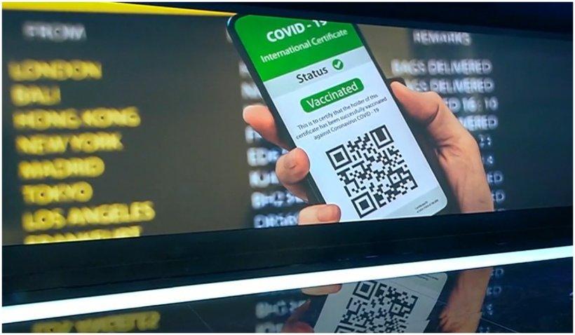 Cum se obține certificatul verde COVID-19. Documentul a devenit vital și în România