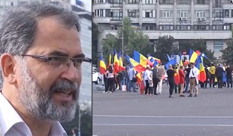 """Iulian Capsali, despre certificatul verde: """"Se ajunge la un nivel de distrugere a oricăror libertăți cetățenești, fără precedent"""""""
