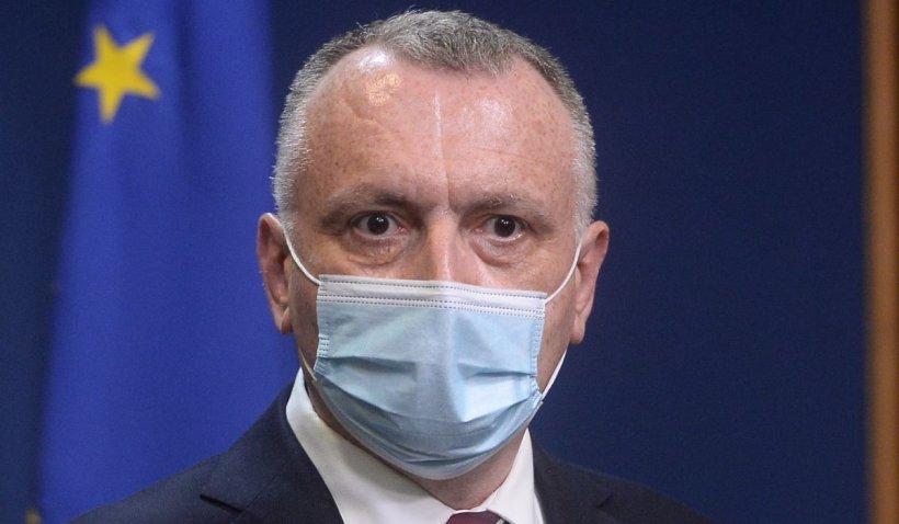 """Sorin Cîmpeanu, despre explozia de cazuri COVID-19 la elevi: """"Infectările raportate acum nu sunt generate de şcoală"""""""