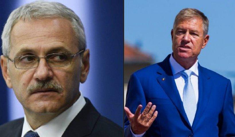 """Liviu Dragnea: """"Klaus Iohannis este răul suprem. Are obiectiv să predea România bucată cu bucată"""""""