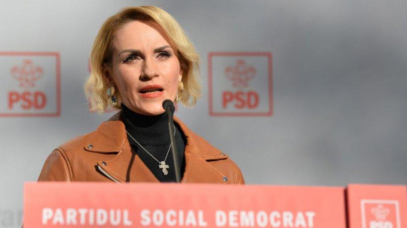 """Gabriela Firea: """"În România, vaccinarea NU este obligatorie! Nimeni nu poate fi constrâns să se vaccineze!"""""""