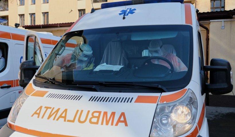 Două fete de 14 ani au căzut de la etaj, la un centru de plasament din Constanța