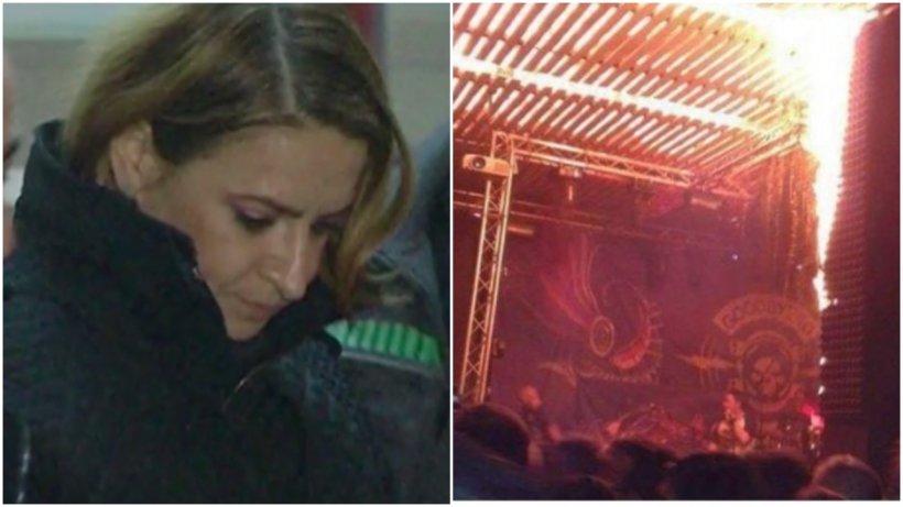 Cauza morţii Danielei Niţă, patroana firmei care a instalat artificiile în clubul Colectiv