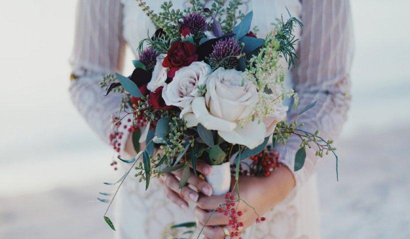 """Mireasa care a continuat nunta deși mirele a murit: """"Adevărata iubire durează pentru totdeauna"""""""