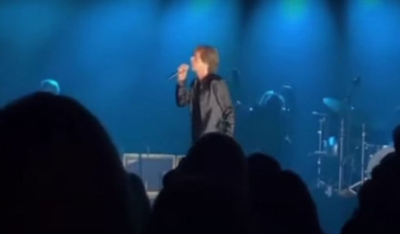The Rolling Stones au susținut primul concert live după moartea bateristului Charlie Watts, la 80 de ani. Șeful Moderna, prezent la eveniment