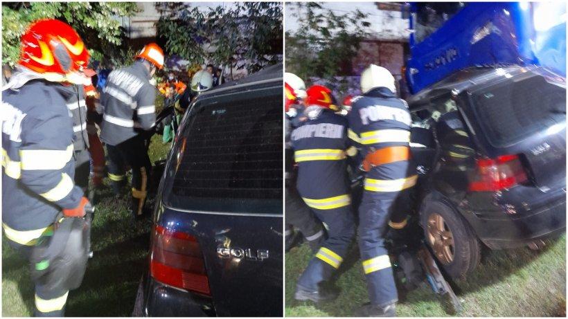 Accident tragic în județul Caraș-Severin! Patru oameni şi-au pierdut viaţa