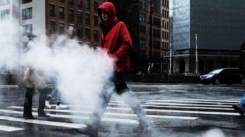 Avertizare meteo de vreme rece și vânt puternic, pentru toată țara