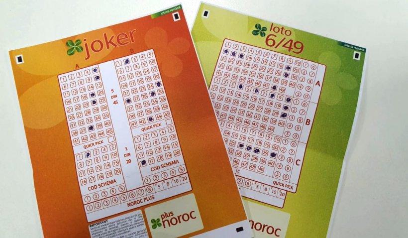 Rezultate Loto 6/49 şi Joker din 23 septembrie 2021