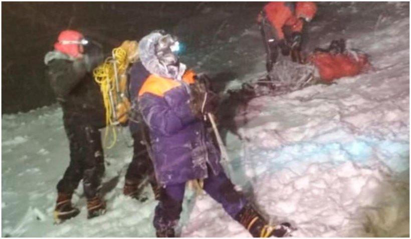 Cinci alpiniști ruși au murit după ce au fost prinși într-o furtună de zăpadă