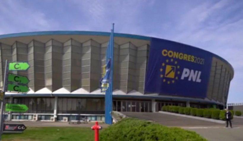 Congres PNL 25 septembrie 2021: De la scena făcută la comandă, la terasa cu o tonă de mici