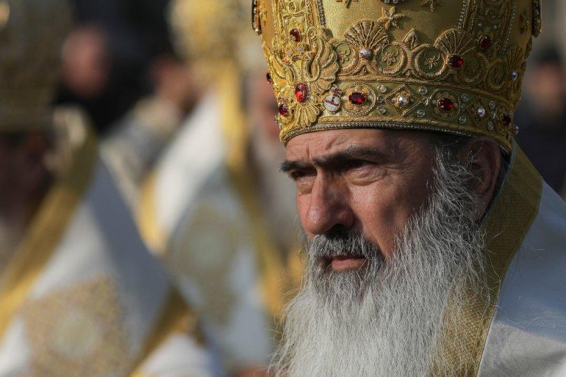 """ÎPS Teodosie refuză pensionarea de la catedra Facultății de Teologie şi a dat în judecată Universitatea """"Ovidius"""" Constanţa"""