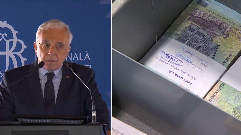 Mugur Isărescu: Guvernul să strângă cureaua! BNR: Avem nevoie de corecție bugetară