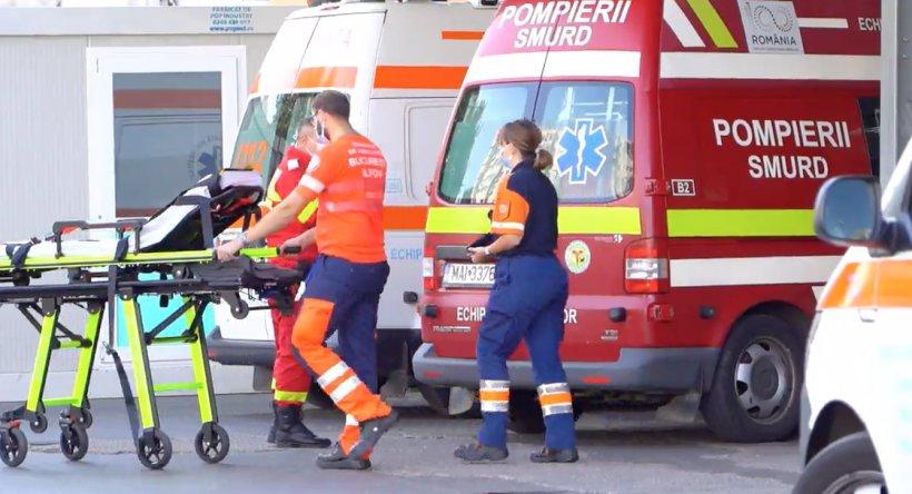 Tânăr de 23 de ani, găsit mort pe o stradă din centrul Sibiului. Medicii au încercat să-l resusciteze