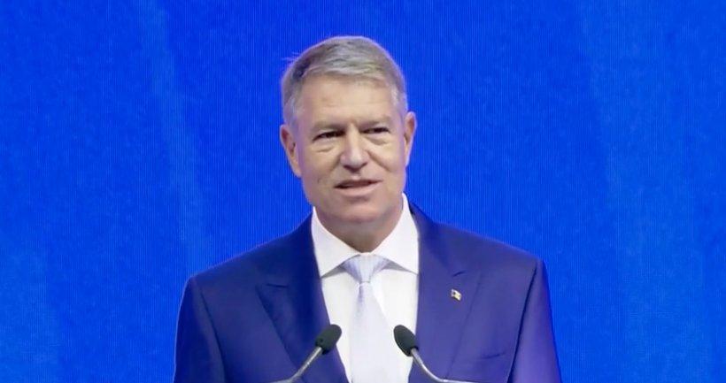 """Congres PNL septembrie 2021. Klaus Iohannis: """"S-au spus lucruri grave în campanie, astfel de atacuri la persoană nu trebuie să mai vedem"""""""