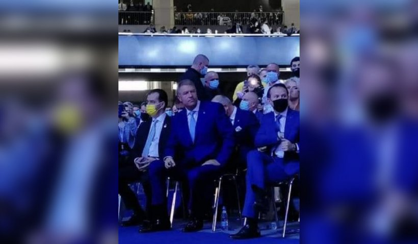 """Europol, ironii la adresa liberalilor: """"Un bărbat amendat îi arată polițistului poza cu Iohannis la Congres. Apoi vorbesc de golf"""""""