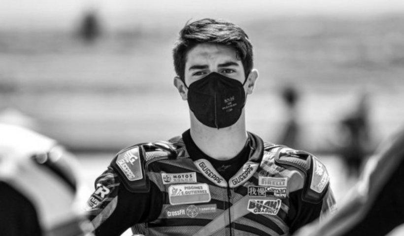 Motociclist de 15 ani, mort în timpul în Campionatului Mondial de Supersport 300 de la Jerez