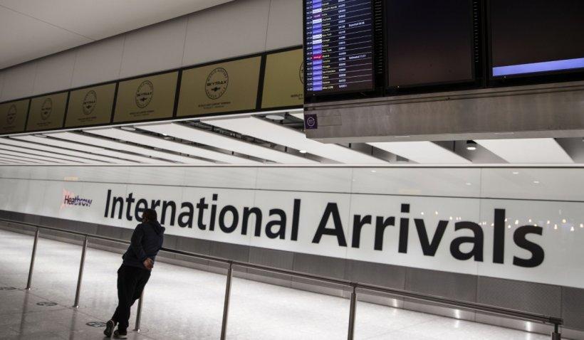 Paşaportul devine obligatoriu pentru toți românii care călătoresc în Marea Britanie, de la 1 octombrie