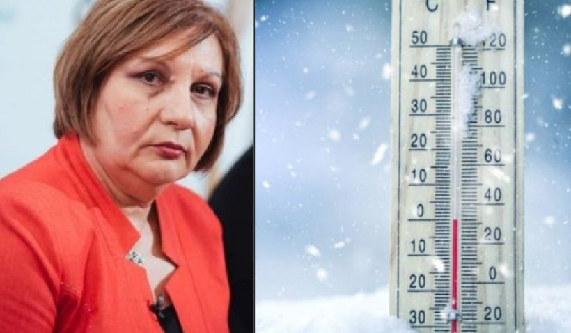 Un val de frig loveşte România începând de mâine. Directorul ANM anunţă prognoza meteo