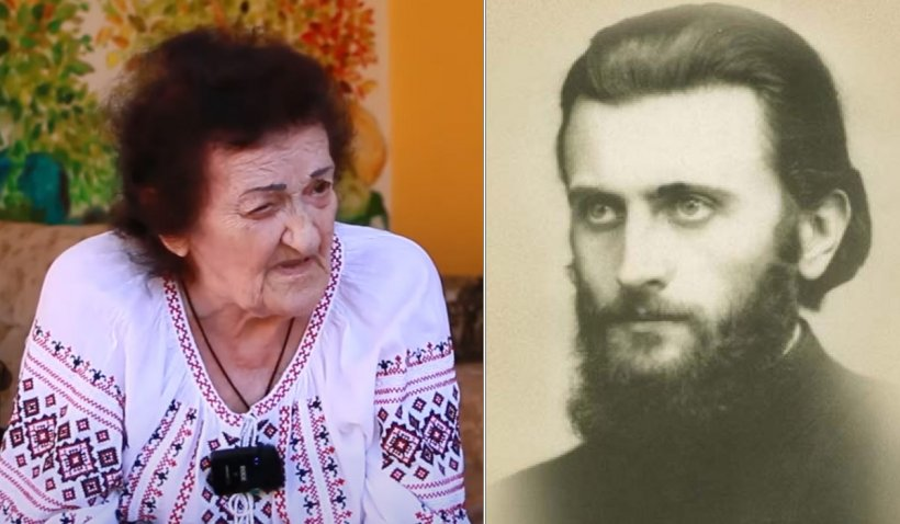 Zoe Dăian, nepoata Părintelui Arsenie Boca, vindecată de COVID-19, la 90 de ani