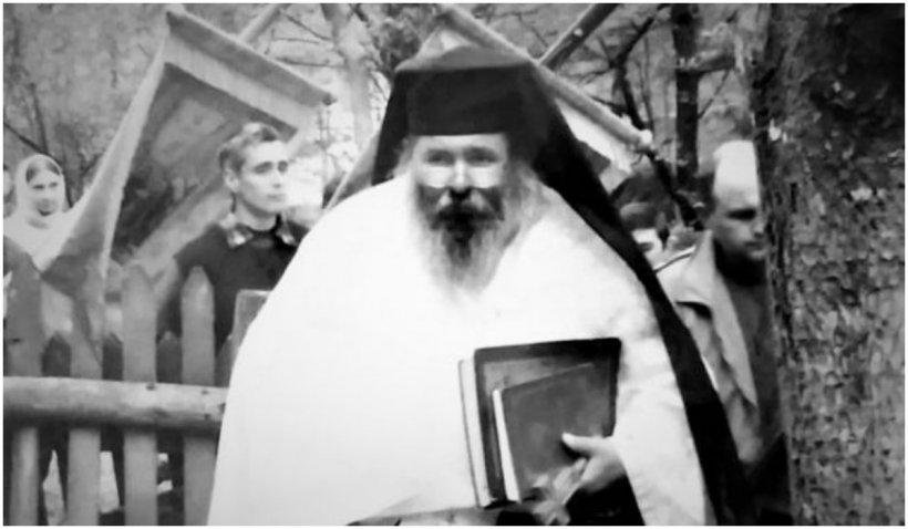 A murit părintele Simeon Gana, fost stareţ al mănăstirii Peştera Sf. Andrei