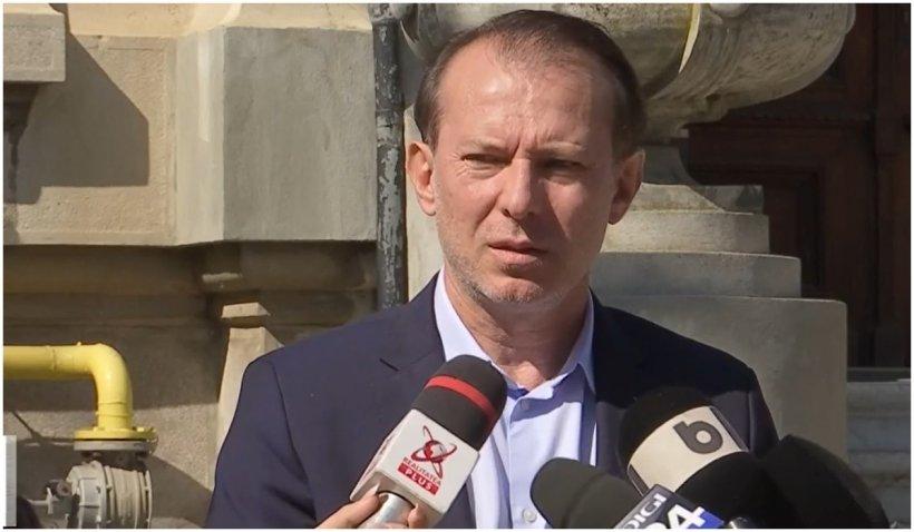 Florin Cîţu: Vom vedea în BEX care este cea mai bună soluție pentru PNL în ceea ce privește șefia Camerei Deputaților