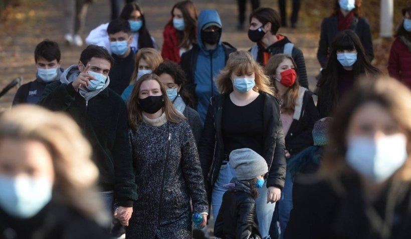 Află unde este masca obligatorie în Bucureşti, începând cu 27 septembrie 2021
