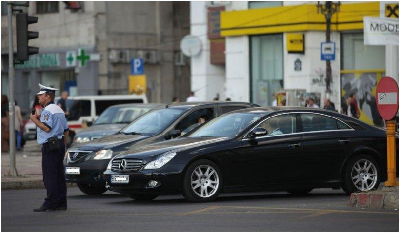 Trafic rutier îngreunat la primele ore ale dimineţii. Coşmar pentru şoferii din Bucureşti, dar şi din ţară