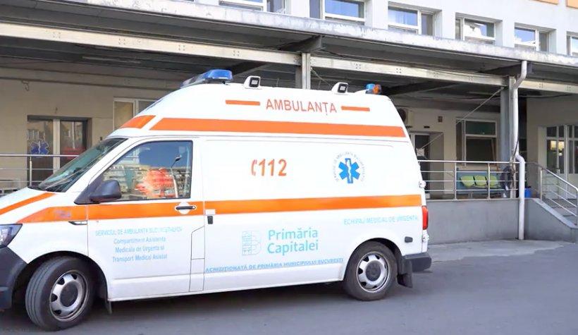 Ambulanța București-Ilfov, copleșită de COVID-19. Peste 2.000 de apeluri în așteptare