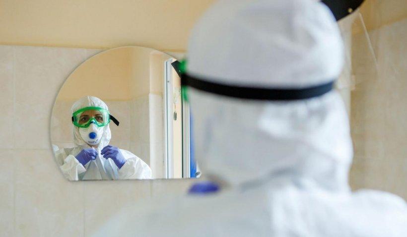 Explicațiile DSP în scandalul celor 8.000 de infectați dintr-un județ fictiv