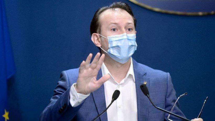 Florin Cîţu cere demisia Ancăi Dragu de la şefia Senatului