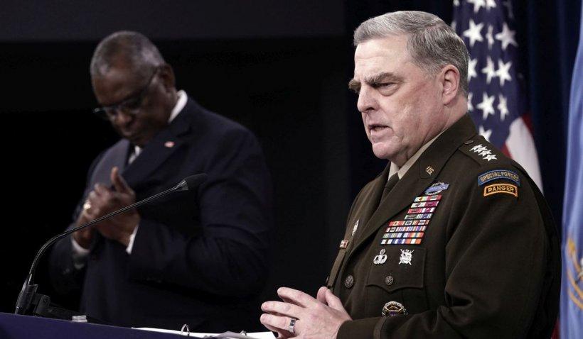 Teroriștii Al Qaeda ar putea amenința SUA într-un an. Mărturia generalului care s-a asigurat că Donald Trump nu pornește un nou război mondial