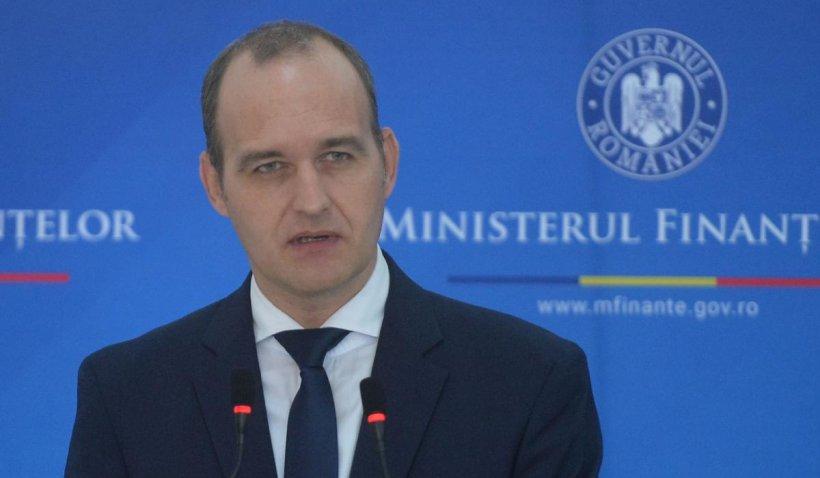Ministrul Finanțelor spune cu cât ar putea crește punctul de pensie de la 1 ianuarie 2022