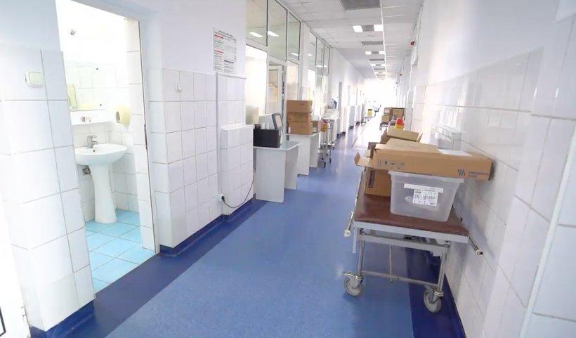 Pacient mort după ce s-a aruncat de la geamul unui salon al Spitalului Fundeni