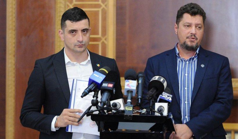 AUR a depus în Parlament un proiect pentru abrogarea stării de alertă pe teritoriul României