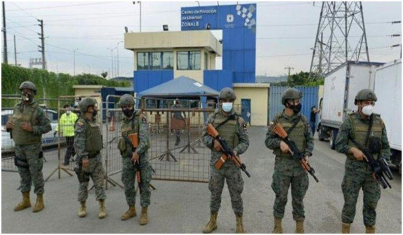 Confruntări violente între găști într-o închisoare din Ecuador: 29 de morți și 48 de răniți
