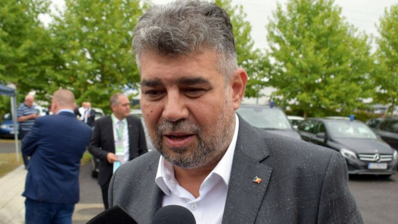 """Marcel Ciolacu face apel la parlamentari să nu se infecteze cu COVID: """"Avem o moțiune de votat!"""""""