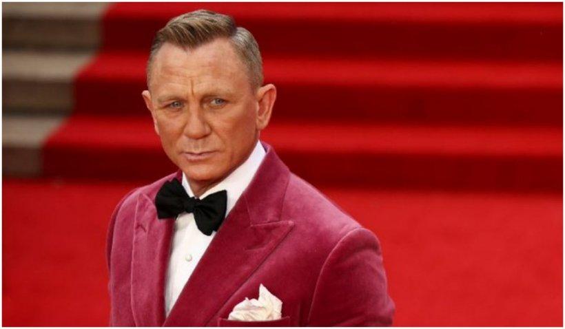 """""""No Time To Die"""", cel mai nou film din seria James Bond a avut premiera la Londra. Când va fi lansat şi în România"""