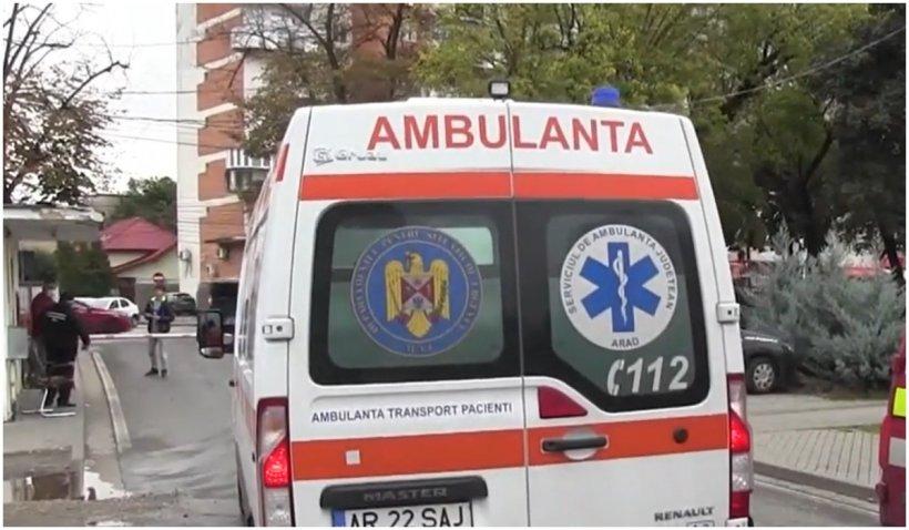 Pacienți COVID sfătuiți să vină cu mâncare de acasă la Unitatea de Primiri Urgențe a Spitalului Judeţean din Arad