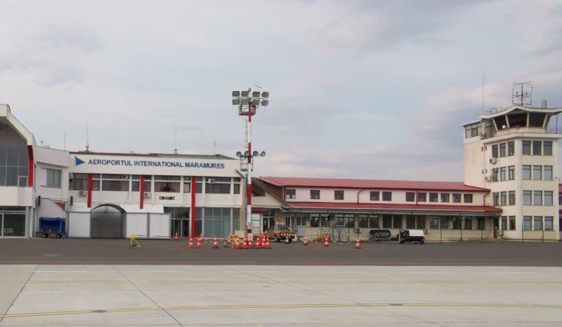 Companiile aeriene care încep zboruri de pe Aeroportul Maramureș primesc 1.2 milioane de euro, ajutor de la Comisia Europeană