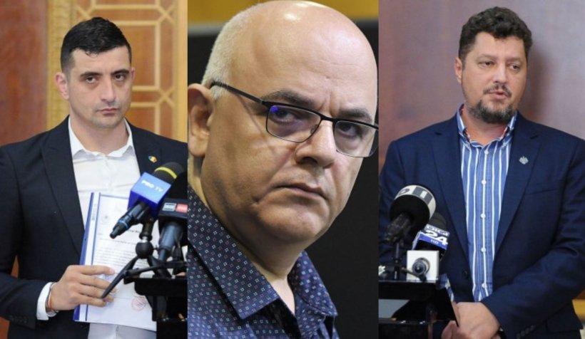 AUR solicită începerea urmăririi penale împotriva lui Raed Arafat
