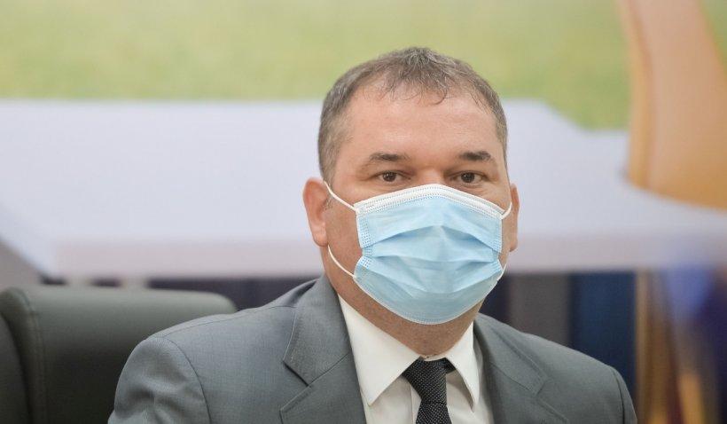 """Cseke Atilla, după incendiul de la Spitalul Constanţa: """"Vom verifica la sânge modul în care s-a greşit"""""""