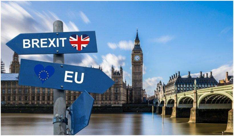 Pașaportul devine obligatoriu pentru europenii care intră în Marea Britanie