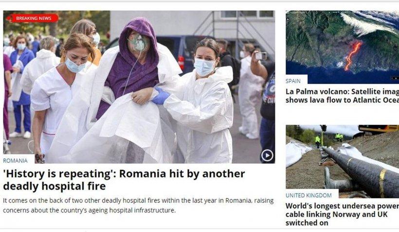 """România, o zi întreagă pe prima pagină Euronews. """"Istoria se repetă!"""""""