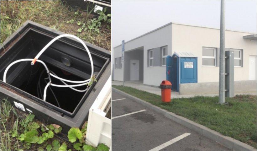 Toaletă de 100.000 de euro, furată bucată cu bucată, de pe Centura Sucevei