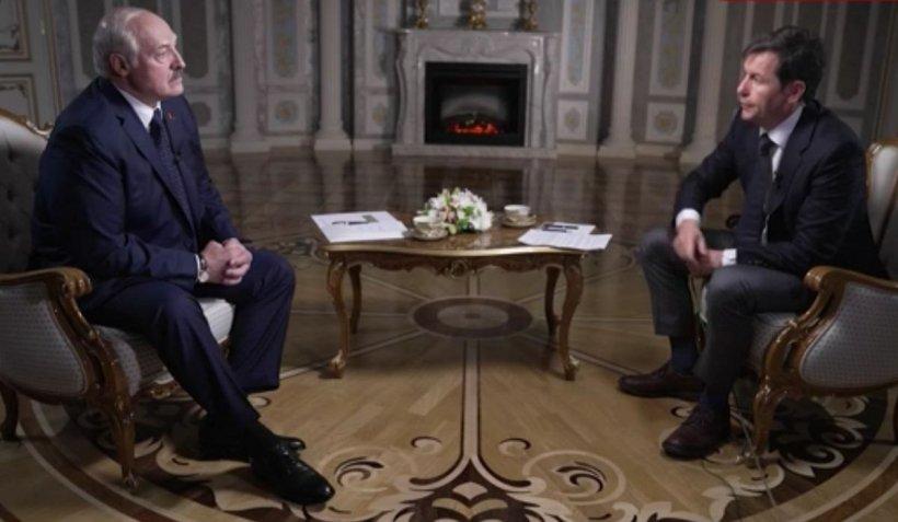 """Exclusiv. Aleksandr Lukașenko la CNN. """"Ultimul dictator din Europa"""", sfidător: """"Nu avem închisori precum cea de la Guantanamo Bay"""""""
