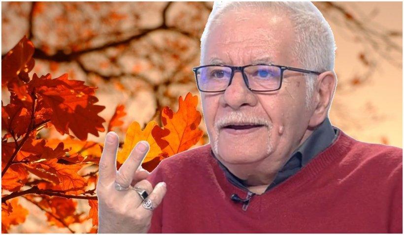 """Meteo din bătrâni pentru luna octombrie 2021, cu Mihai Voropchievici: """"În anumite zone zăpada își face prezența"""""""