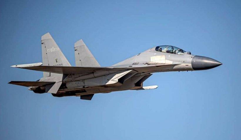 China ridică miza în Taiwan: a trimis zeci de avioane militare spre insulă pentru a doua zi la rând