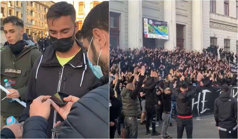 Craiova fierbe înaintea meciului dintre Universitatea și FCU. Fanii Olguței se confruntă cu cei ai lui Mititelu