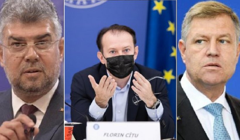 """Marcel Ciolacu: """"Iohannis să își recunoască tâmpeniile și să intervină. Până la alegeri anticipate, susținem un guvern tehnocrat"""""""