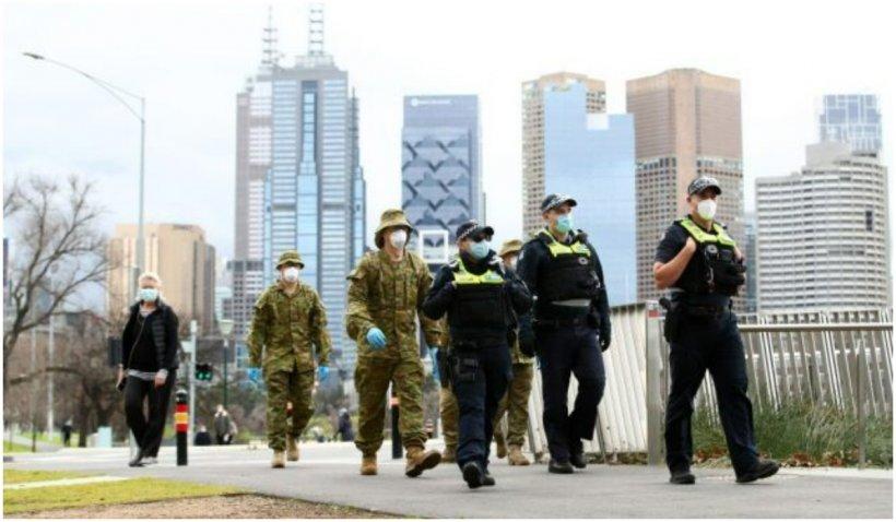 Melbourne a devenit orașul cu cel mai lung lockdown din lume